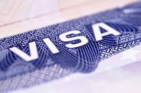 Pareja engañaba con visa a Estados Unidos