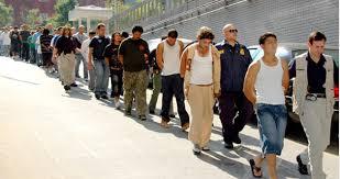 Cuáles son los derechos de los indocumentados durante una redada