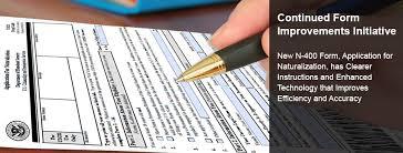 Nuevo formulario de inmigración N-400 para aplicar a la ciudadanía – más fácil, pero toma más tiempo
