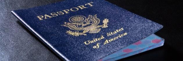 Falla base de datos para pasaportes de USA
