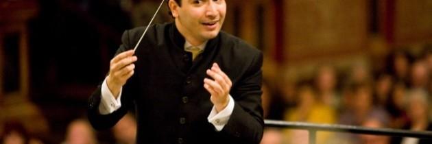 El primer director de música hispano de la Sinfónica de Houston