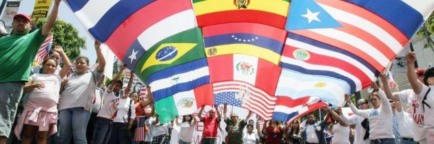Inmigrantes buscan documentos para quedarse en USA