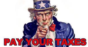 Sobre los impuestos en USA