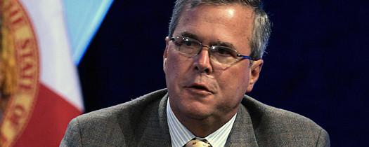 """Jeb Bush asegura que la inmigración """"no es un problema"""""""