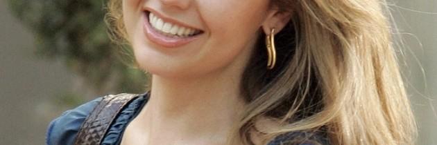 Thalía es reconocida como inmigrante notable en USA
