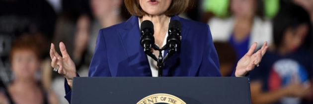 Primera senadora latina electa en USA, Catherine Cortez