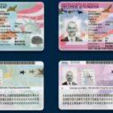 La tarjeta de residencia, Green Card, rediseñada