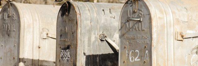 El correo y sus trámites de inmigración