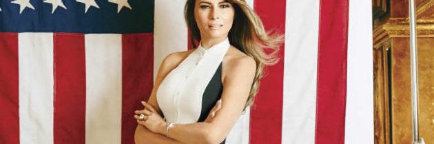 El silencio de Melania Trump sobre inmigración