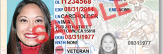 Si tengo visa de turista puedo sacar licencia en california